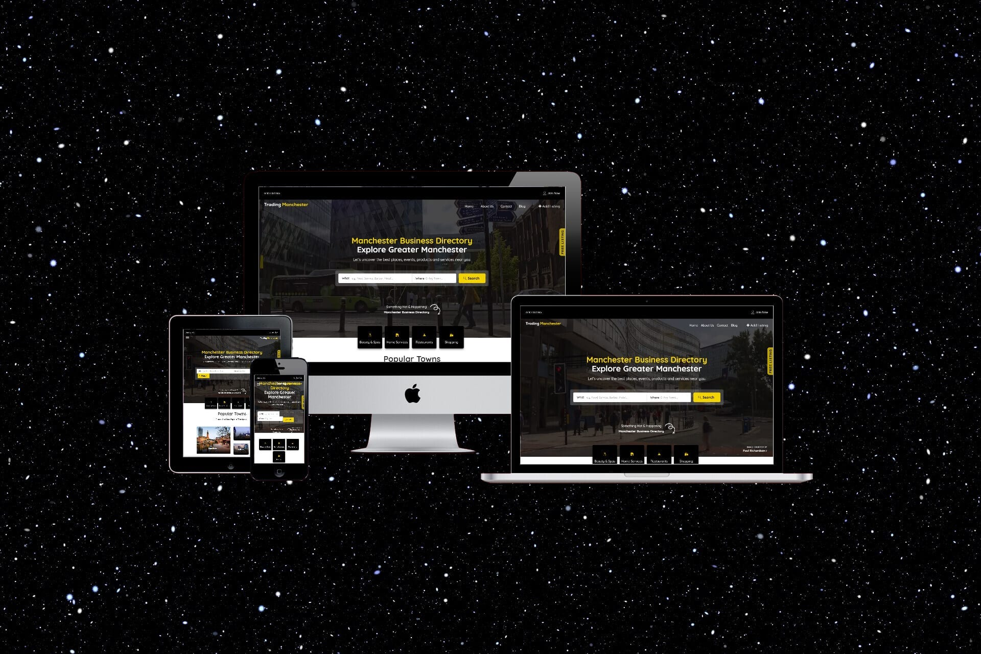Website Design for Business Directories in the UK